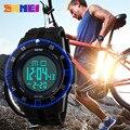 Relogios masculino 2015 SKMEI deportes relojes hombres moda Casual impermeable reloj reloj Digital LED relojes militares del ejército
