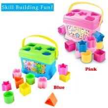 Caja para aprender las Formas y Colores
