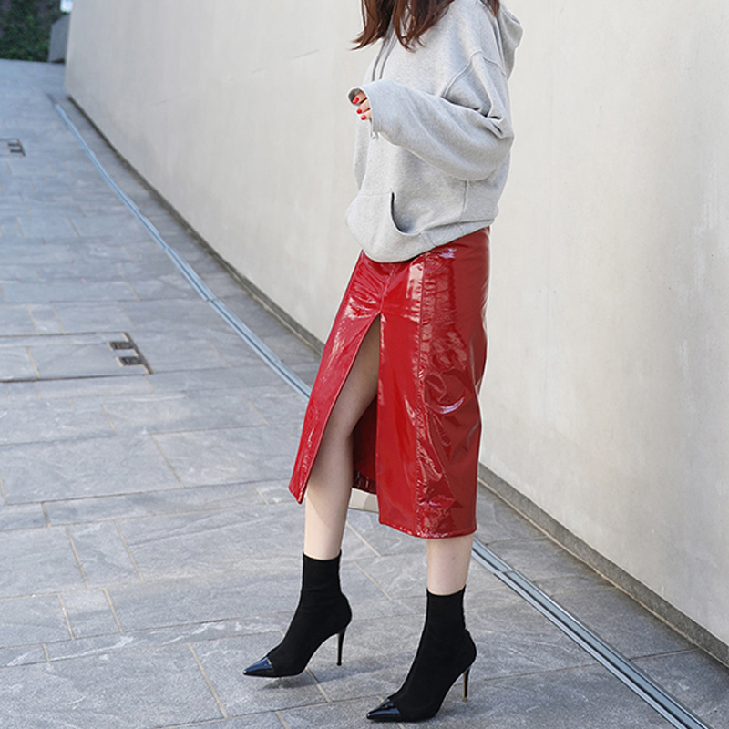 Moda Diseñador A Tacones Tono Pic E Gamuza Negro Invierno Las Otoño Tobillo Pic Altos Marca Botas Dos as Zapatos Mujeres Nuevo 2019 Nude De As La Stiletto 6ZWqPw