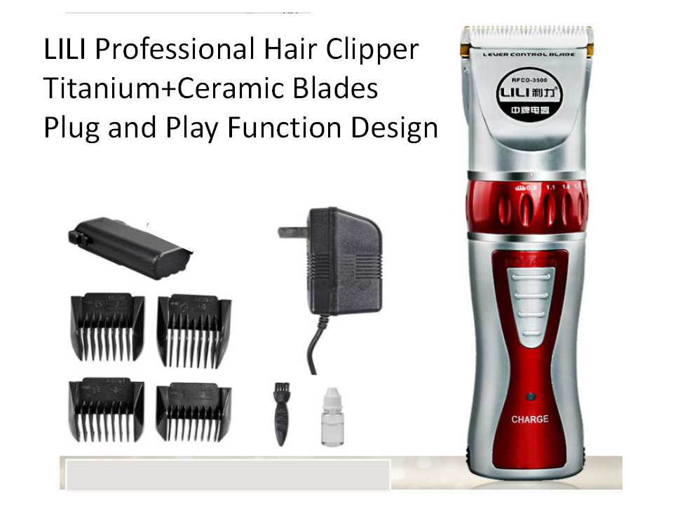 Aliexpress Com Buy Lili Professional Rechargeable Hair