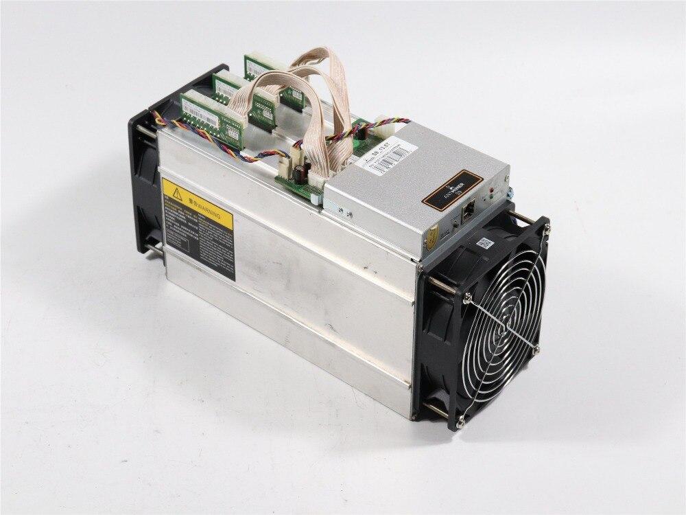 Frete Grátis Usado AntMiner S9 13.5 T Com fonte de Alimentação Mineiro Bitcoin Asic Mineiro Btc Miner Better Than WhatsMiner BCH m3