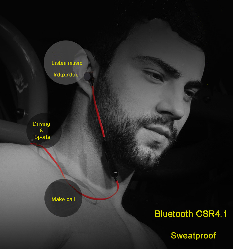 Bluetooth Earphone BE340 (5)
