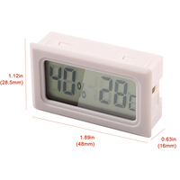 Electronic Temperature Thermometer Measurement & Analysis Instruments