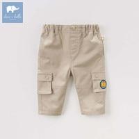 DBA7848 dave bella spring baby boys fashion trousers kids pants children boutique clothes