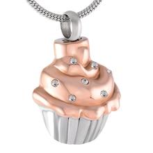 Cake Urn Necklace