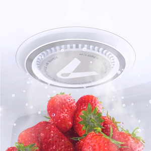 Image 3 - מקורי Youpin Viomi עשבוניים אוויר נקי מתקן מסנן עיקור למגר ריח לחטא עבור מטבח מקרר