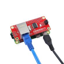 Elecrow Hottest Selling Raspberry Pi Zero ENC28J60 Network Adapter Module High Quality DIY Module Shield Free Shipping(China)