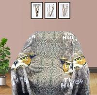 Owl Tapestry Suede Sofa blanket Wall Hanging Blanket Carpet Sofa Towel College Dorm Home Nordic decorative background 160*140cm