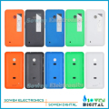 new Back battery cover housing with side button sets for Nokia lumia 530 N650,black,blue,green,orange,white,5pcs/lot