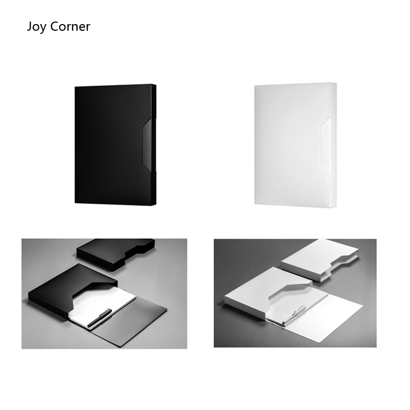 Documents Folder File Folders porta documento de cuero A4 Paper Holder Document Organizer Folder For Papers Stationery Scolaire office stationery plastic a4 file folder document bags school supplies expanding wallet bill folders for documents