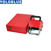 Портативный металлический пневматический ударно-точечная маркировка машина для код VIN(80*20 мм) рамки маркировки машины номер шасси 220 V/110 V
