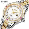 Швейцарские карнавальные женские часы  роскошные брендовые автоматические механические часы для женщин  водонепроницаемые часы для женщи...