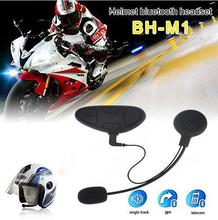 fochutech Motorcycle Helmet GPS Bluetooth Headset Intercom  support handsfree design
