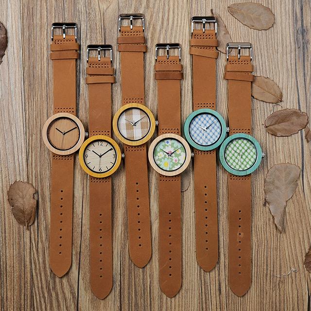 Women's Genuine Leather Watch