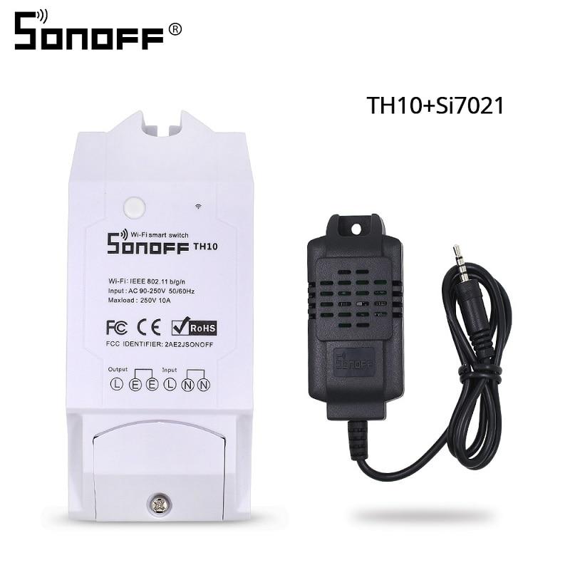 JINYANG Smart Home Sonoff TH-2 Waterproof Probe Temperature Sensor for Sonoff TH10//TH16 WiFi Smart Switch JINYANG