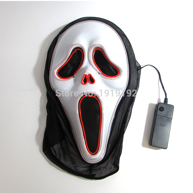 HTB15vjURVXXXXcUXXXXq6xXFXXXm - Mask Light Up Neon LED Mask For Halloween Party Cosplay Mask PTC 260