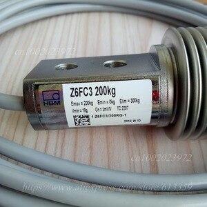 Image 4 - HBM Z6FC3 /200KG Load Cell weighing Sensors New & Original