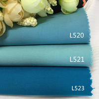 Blue wool suit fabrics imported clothing fabric and high grade dress pants suit coat color DIY