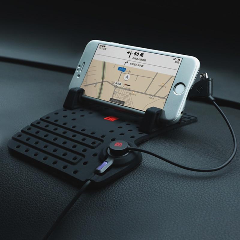 Car Anti Slip pad Rubber Mobile Phone Mat For Chevrolet Cruze AVEO Sonic sedan hatchback 2009 2010 2011 2012 2013 2014