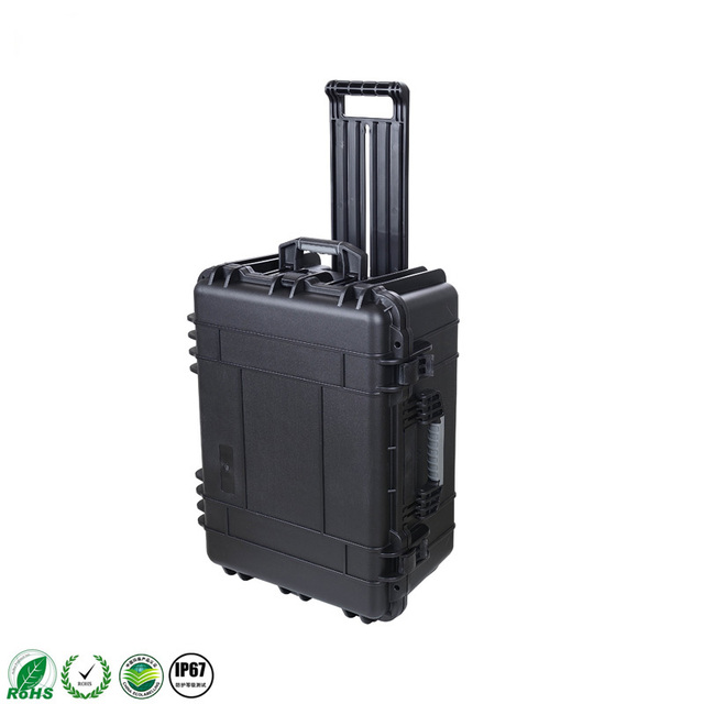factory IP 67 hard PP palstic waterproof shookproof injection mould tool cases