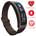 Bluetooth Smart Talk Band B3+ TalkBand Heart Rate Blood Pressure Oxygen Fitness Tracker Inteligente Pulso For iOS Android Huawei
