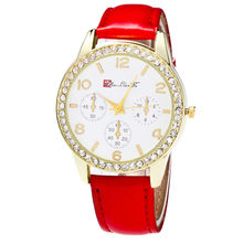 Louise Hot Sale Women Watch Candy Color Male And Female Strap Wrist Watch bayan kol saati Relogio Feminino wholesale erkek saat