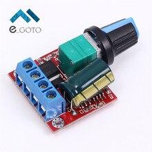 4.5-35 В 90 Вт ШИМ Двигатели постоянного тока Скорость Управление Регулятор модуль 5A переключатель Функция LED диммер доска 20 кГц