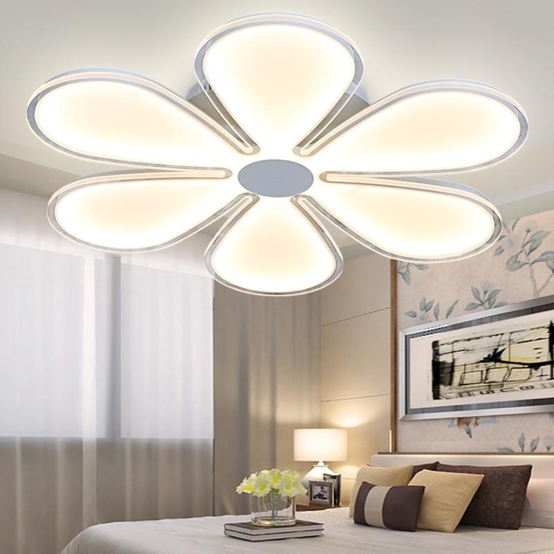 Romantic Bedroom Lighting: Master Bedroom Light Romantic Warmth Modern Minimalist