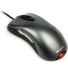 Оптовая IE3.0 Проводной USB FPS Gaming Mouse Без Коробку Microsoft Intellimouse Explorer 3.0 Игровая Мышь Бесплатная Доставка