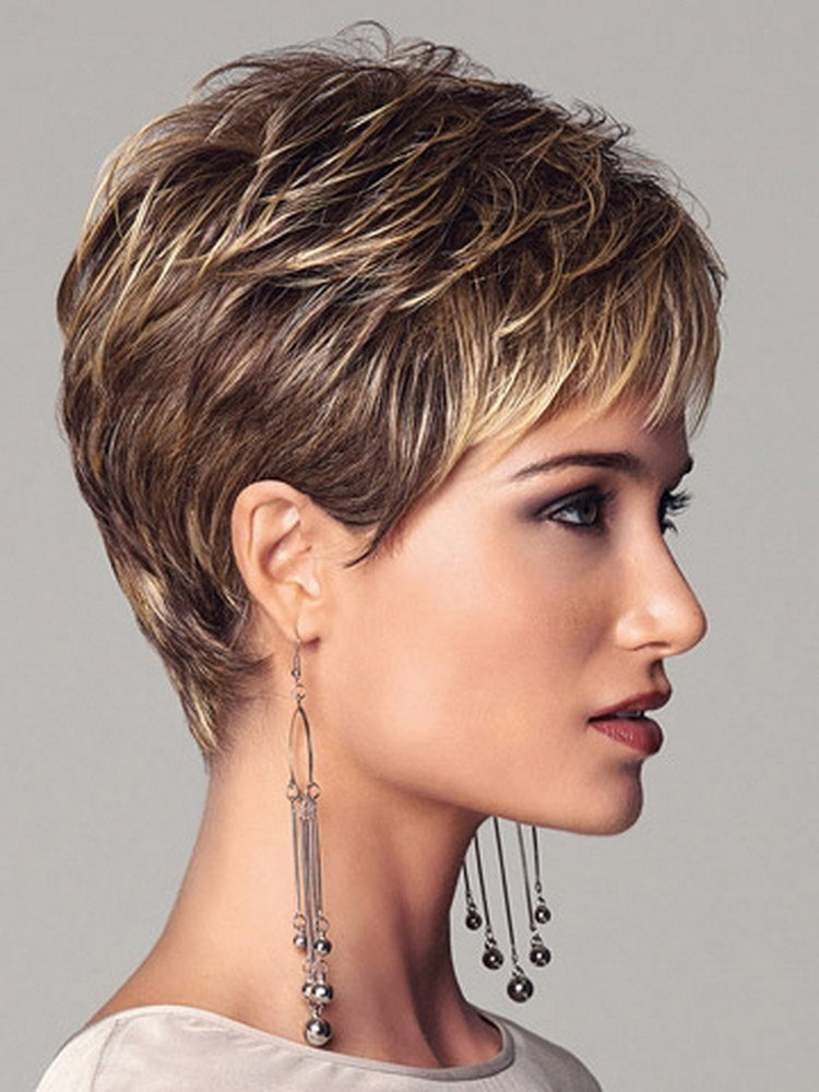 How To Highlight Short Hair With A Cap Best Short Hair Styles