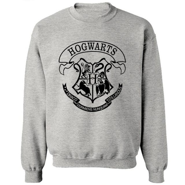 HOGWARTS T-Shirt/Sweatshirt Harry Potter Deathly Hallows – Harry Potter Fan Special