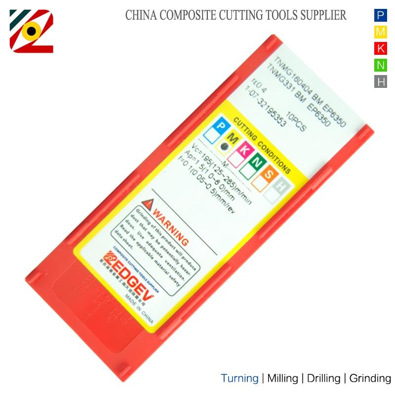 Płytki z węglików spiekanych EDGEV CNC TNMG160404 TNMG160408 MA - Obrabiarki i akcesoria - Zdjęcie 6