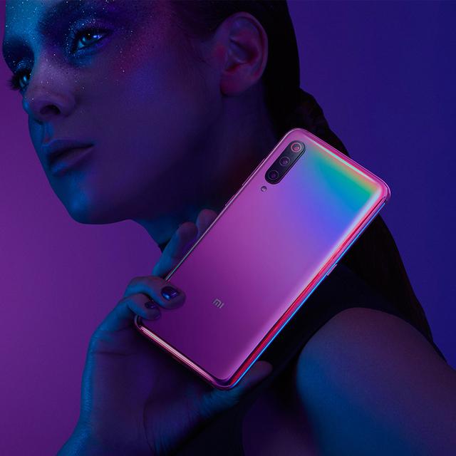 Global Version Xiaomi Mi 9 6GB 64GB Snapdragon 855 Octa Core 6.39″ 48MP Triple Camera & Display Touch Fingerprint