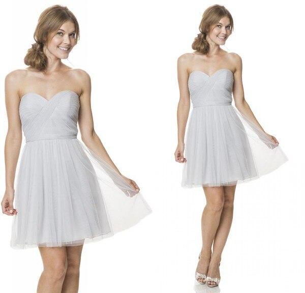 Vestidos para bodas de plata para senoras
