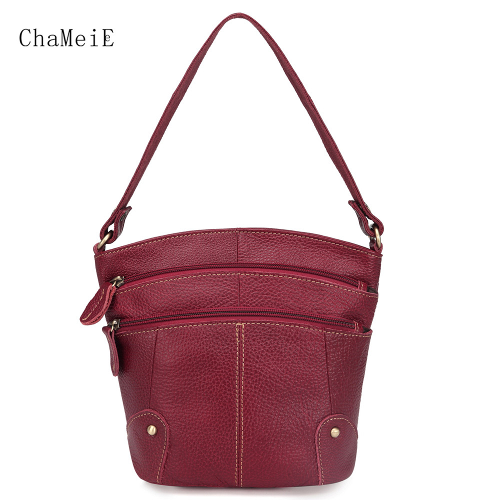 Fashion Design Leather Bag Women Luxury Crossbody Bag Zipper Brand Messenger Bag Lady Shoulder Bag nucelle brand new design fashion drawstring gemstone lock zipper cow leather casual women lady backpacks shoulders school bag