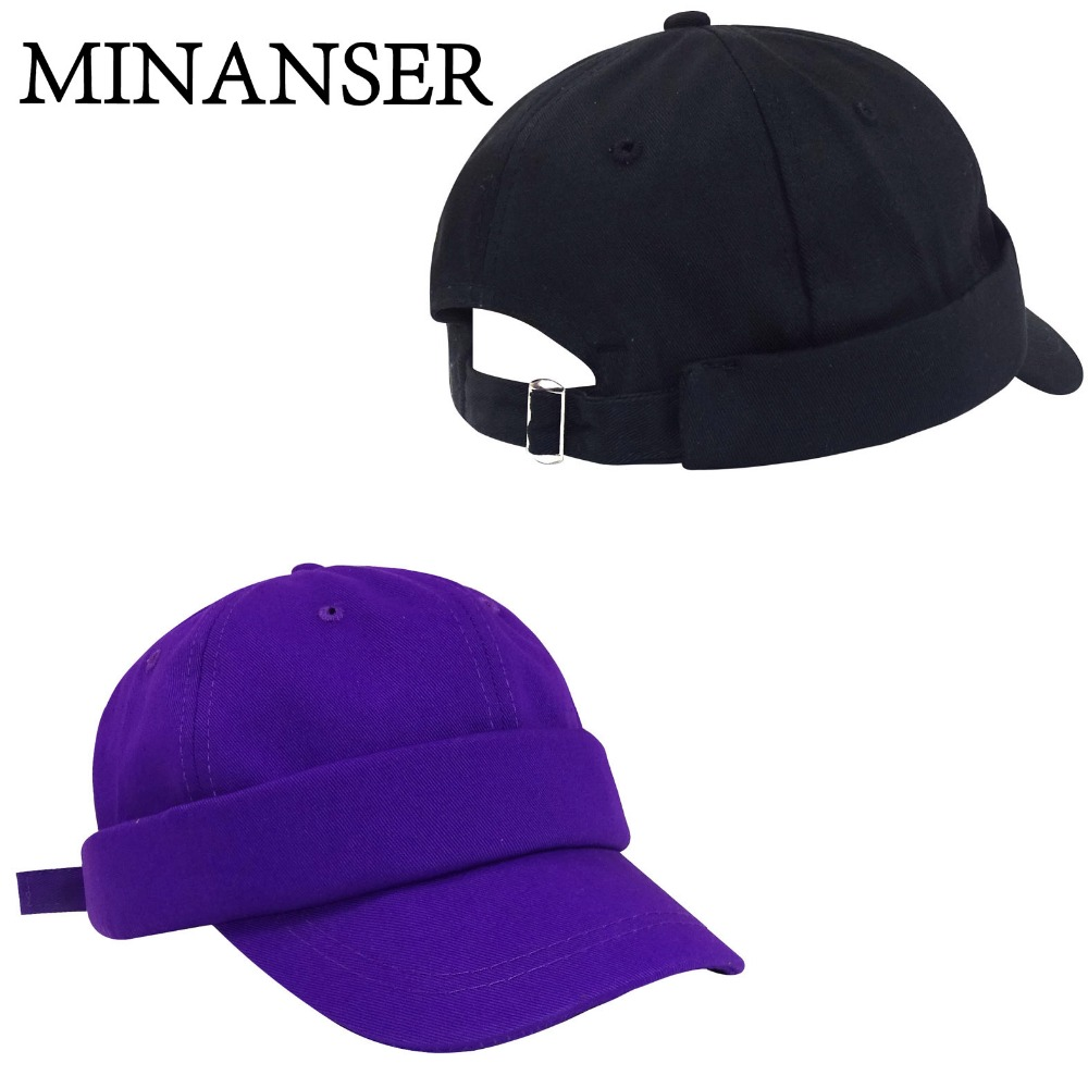 Men's Hats Minanser Mens Cotton Twill Baseball Cap Letter Embroidery Skateboard Baseball Hats Women Mens Dad Cap Hat Adjustable Snap Back
