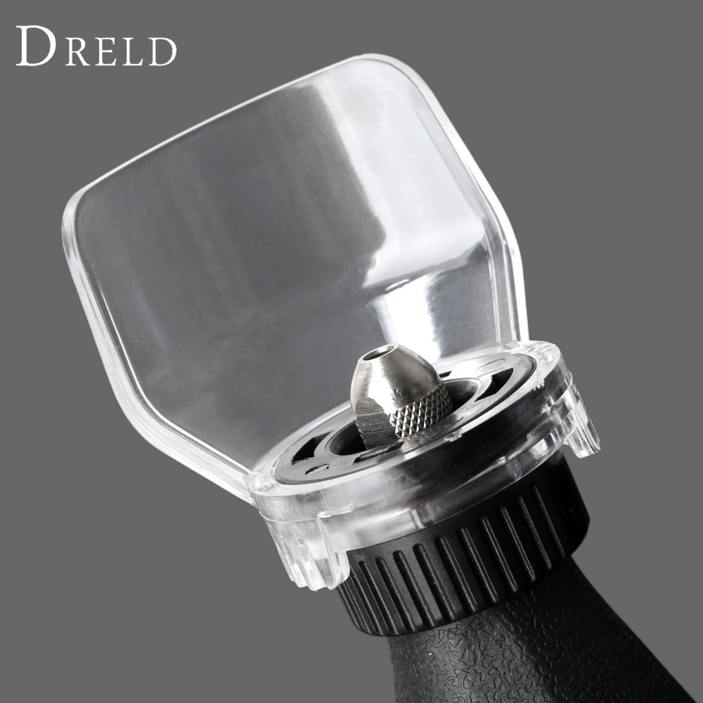 1Pc Dremel Accessories Shield Rotary Tool for Dremel Attachment for Mini Drill Grinder Protective Cover Case Power Tools rotary tool attachment accessories for mini drill mini grinder cover case dremel tools accessory