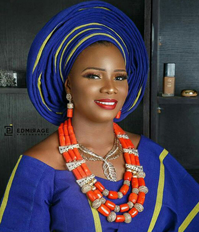 Nigerian Wedding Coral Beads African Bridal Jewelry Sets for Women Dubai Coral Statement Necklace Jewelry Free Shipping CNR793