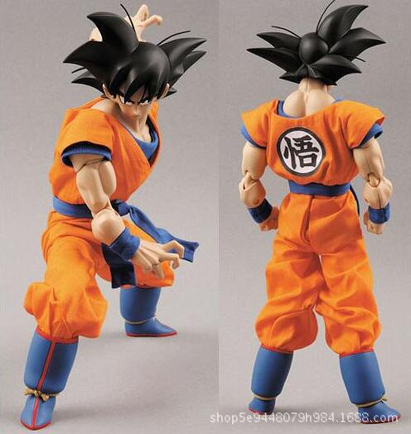 Dragon Ball Z Goku Costume Suit Son Cosplay Costumes for ...