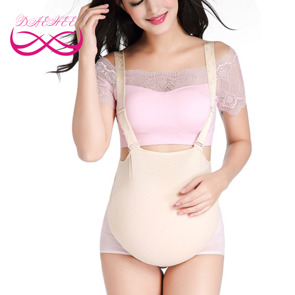 2500G 8~10 Months Silicone Belly Silicone Bump Tummy Abdomen With Cloth Bag  For False Pregnancy False Pregnant Fake Pregnant hot sale 7 8 months 2500g l size artificial pregnant silicone fake belly false jelly tummy for cross dress women men actor