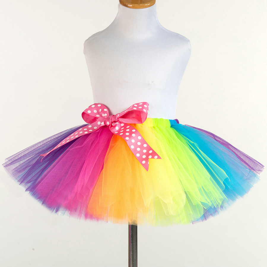 Tutus Tutu: Aliexpress.com : Buy 2017 New Princess Rainbow Tutu
