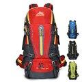 Large 45L Professional Travel Backpack Men Women Backpack High Quality Nylon Waterproof Rucksack YS1452