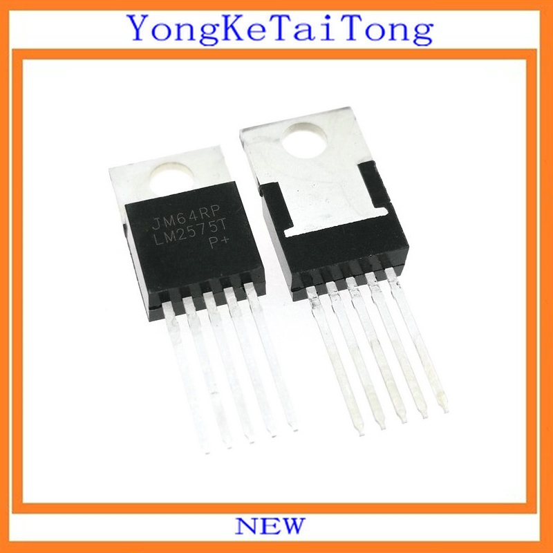 10PCS IC NSC TO-220 LM2575T-12