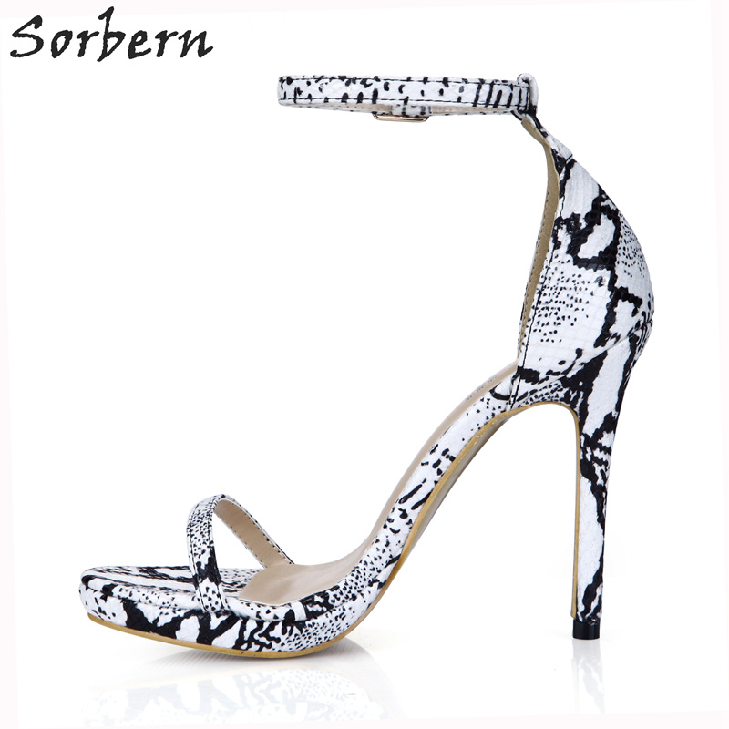 3109c8b1ce Sorbern-Black-And-White-Snakeskin-Sandals-Women-2018-Summer-Luxury-Women -Shoes-Heels-Size-11-Runway.jpg