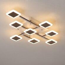 modern chandelier For Bedroom Livingroom Diningroom led lighting  plafonnier lustre moderno Light Fixtures