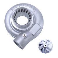"Kinugawa Kit Turbo Compressor 3 ""Anti Surge w/Roda do Boleto para Mitsubishi TD06 TD05H 16G|kit kits|kit turbo|kit compressor -"