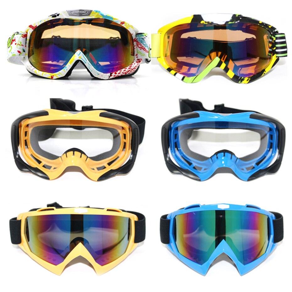 DOCONO 2018 New Arrival High quality racing off road motocross goggles Glasses for Helmet Racing Gafas Dirt Bike ATV MX Goggles