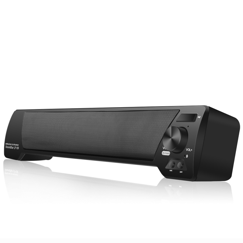 Drahtlose Lautsprecher 3D Soundbar Hnadsfree Lautsprecher HIFI Box Bluetooth Subwoofer Lautsprecher Tf-karte Soundbar Altavoz