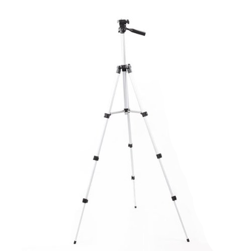 360 degree 40 inch Flexible Lightweight Portable Tripod Stand for All Cameras and Camcorders SLR DSLR Digital Camera with Bag