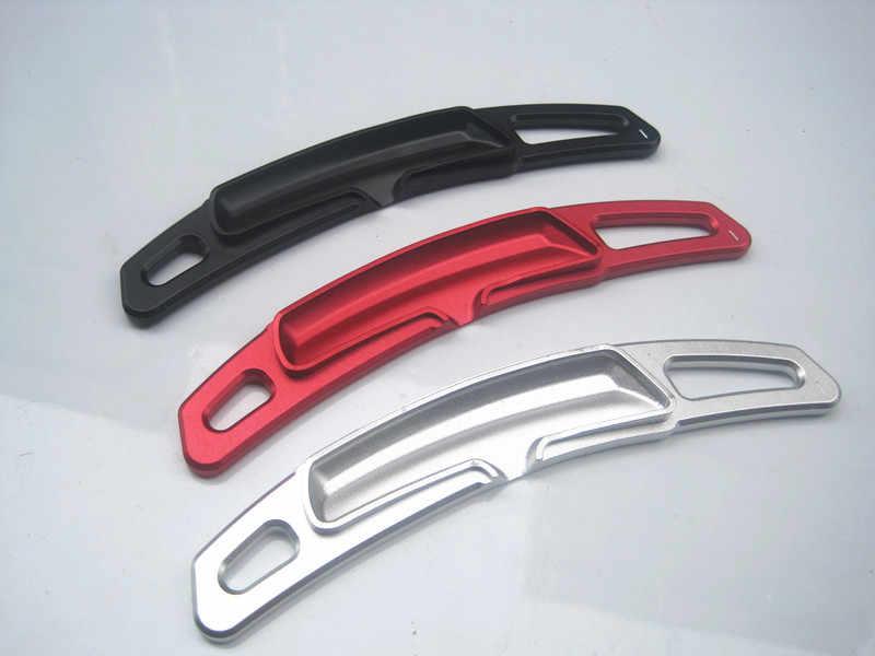 DEE Nieuwe 2 stks Aluminium Stuurwiel Shift Paddle Shifter Extension Voor Porsche 911 997 996 Panamera Cayenne GTS Styling